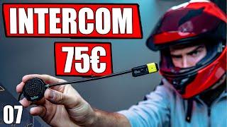 MOTORRAD INTERCOM NUR 75€