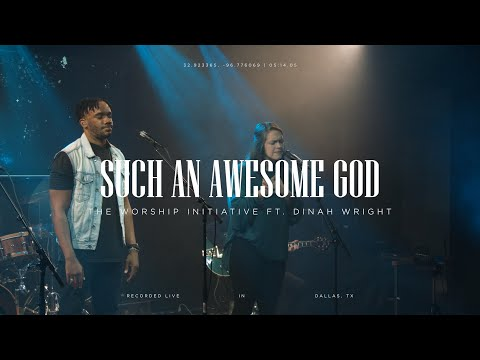 Such an Awesome God