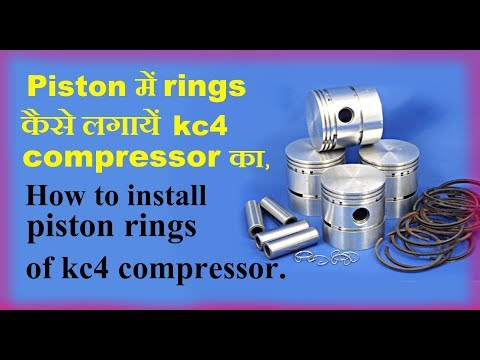 Piston Ring Sets at Best Price in India