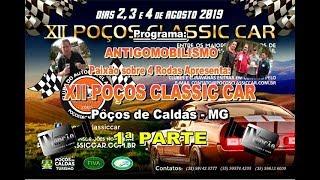 XII Poços Classic Car-2019-1ªparte