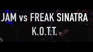 JAM vs FREAK SINATRA | Top 8 | FREESTAYHL Battle | #SXSTV