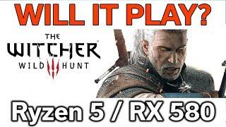 the witcher 3 rx 580 - मुफ्त ऑनलाइन वीडियो