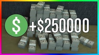 GTA 5 Online: INSANE SOLO MONEY METHOD! - Best Fast Easy Money Not Money Glitch PS4/XboxOne/PC 1.46