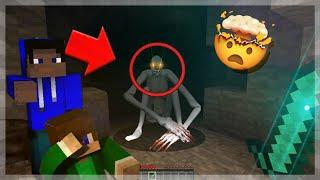Našli jsme NEJHUSTĚJŠÍ SCP v MINECRAFTU ! + Neuvěříte co jsme našli !! ⚠️ - Záhady v Minecraftu #11
