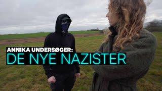 Sådan blev Kasper nynazist: Her viser han optagelsesritualet