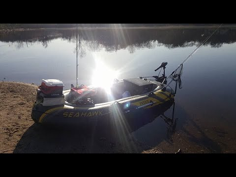 Budget fishing boat Intex ****updated****