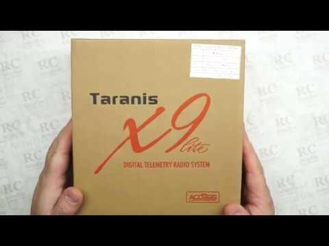 frsky-taranis-x9lite--první-náhled