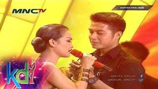 "Julia Perez Feat Mukhlis "" Aku Mah Gitu Orangnya "" - Kontes Final KDI 2015 (7/5)"