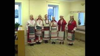 ансамбль Барыня Утушка луговая