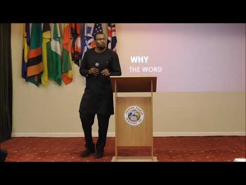 WHY by Pastor John