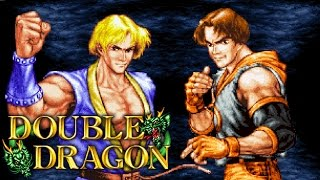 DOUBLE DRAGON (NeoGeo) - All SupeR Moves!