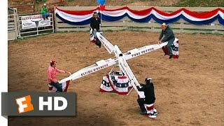 Jackass Number Two (5/8) Movie CLIP - Toro Totter (2006) HD