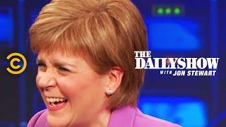 The Daily Show - Nicola Sturgeon