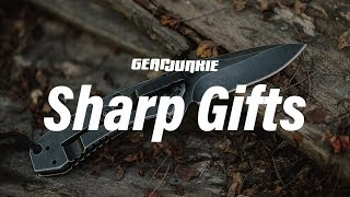 Sharp Gifts: 10 Great Knives To Give   GearJunkie