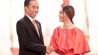 Menjelang Lebaran, Inul Daratista Mendapat Kartu Ucapan dari Presiden Jokowi, Begini Bentuknya!