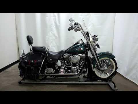 2000 Harley-Davidson HERITAGE SPRINGER in Eden Prairie, Minnesota - Video 1