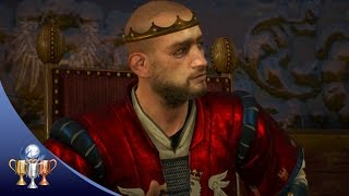 The Witcher 3 - Assassin of Kings [MISSABLE] Trophy - Reason of State Optional Radovid Side Quest