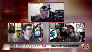 Making Laps Podcast | 04.05.21 | Most Anticipated Event