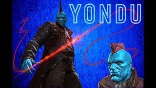 DATOS DE TUS PERSONAJES:  YONDU Marvel Batalla De Superheroes