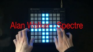 Alan Walker - Spectre Launchpad MKII Cover