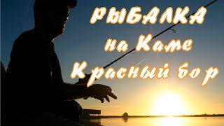 Красный бор татарстан агрызский район рыбалка