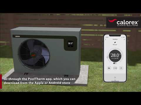 Calorex I-PAC and V-PAC installation and control guide