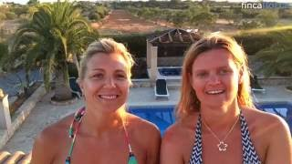 Video Fabienne und Mirjam