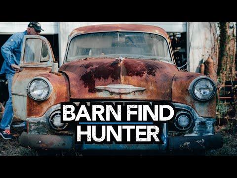 Tom breaks every barn find rule and still finds hidden treasure   Barn Find Hunter - Ep. 71