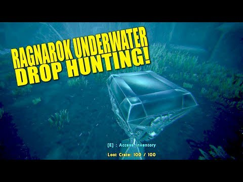 Ragnarok Underwater Drop Hunting! (Official Pvp Tribe Life