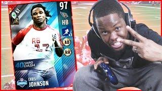Madden 17 Ultimate Team - 97 OVR CHRIS JOHNSON VS 99 OVR BEAST MODE! WHO'S BETTER? ( MUT 17 XB1)