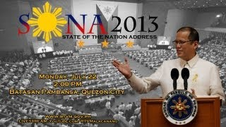 State of the Nation Address 2013