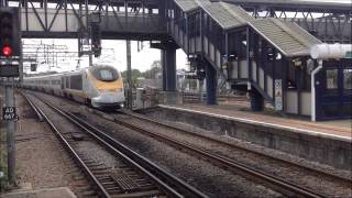 preview picture of video 'Ashford International Station'