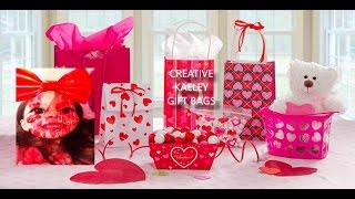 DIY gifts for kids gift bag goodie bag gift baskets loot bags surprise bags Valentine's goodie bag