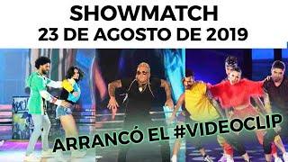 Showmatch   Programa 230819 |Arrancó El #VideoClip En El #SúperBailando