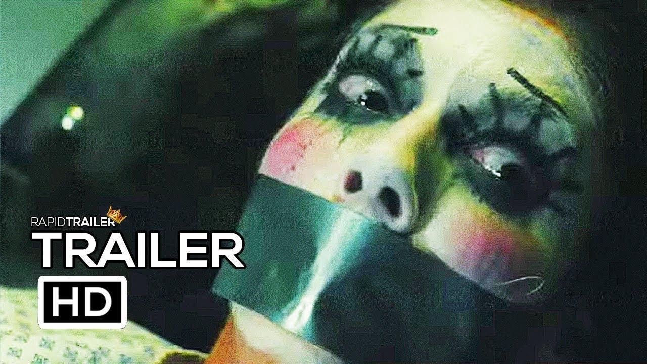 Rock, Paper, Scissors (2019) Horror Movie