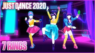 Just Dance 2020: 7 Rings by Ariana Grande | Official Track Gameplay [US]