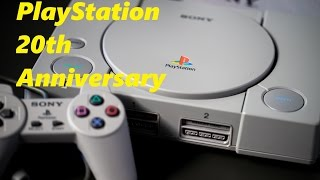 20 лет назад в США вышла PS One - PlayStation 20th Anniversary