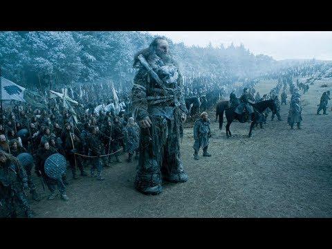 Game of Thrones - Warriors of the world (Manowar)