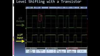 Voltage Level Shifting Tutorial