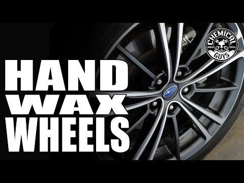 How To Hand-Wax Wheels & Rims – Chemical Guys JetSeal