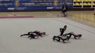 Conjunto benjamín La Victoria, III Torneo Ciudad de Valladolid 2016