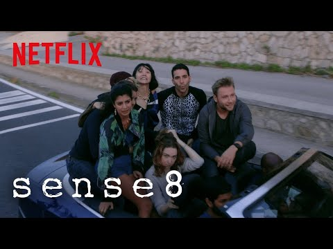 WATCH: Here's your first look at the 'Sense8' series finale