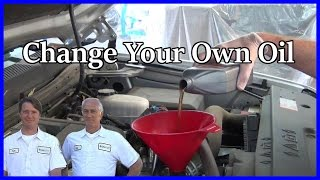 Oil Change Chevrolet Silverado HD Diesel 2013
