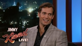 Henry Cavill's INCREDIBLE Fight Scene with Tom Cruise