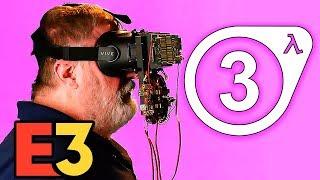 Конференция PC GAMING SHOW - E3 2019 - HALF-LIFE 3, Borderlands 3 и игра про АКУЛУ