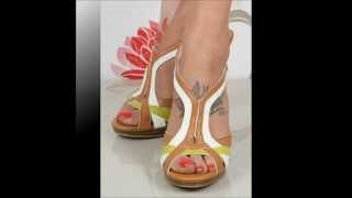 Heeled peep toe shoes from shoestogo.co.uk