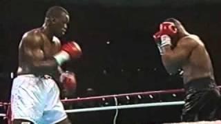 """Майк Тайсон - Джеймс Даглас 38 (2) Mike Tyson vs James """"Buster"""" Douglas"""