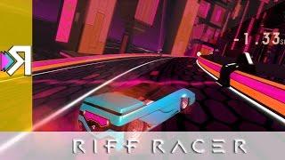 Détente - Riff Racer : Race Your Music!