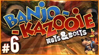Banjo-Kazooie: Nuts & Bolts - RIDICULOUS VEHICLE DESIGN!   PART 6