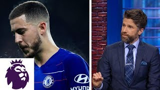 Chelsea's Eden Hazard lacks motivation at times | Premier League | NBC Sports